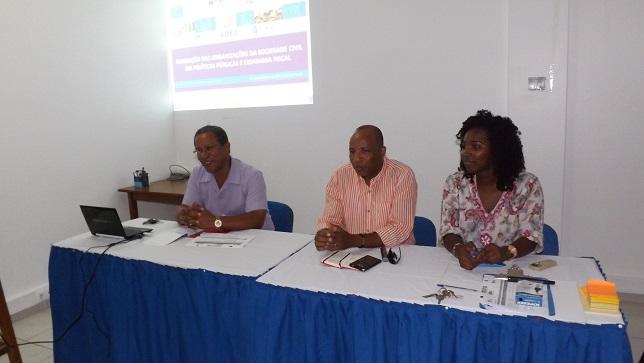 Formação das Organizações da Sociedade Civil em Políticas Públicas e Cidadania Fiscal